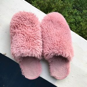 Pink Slippers!